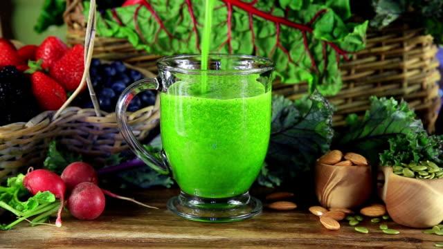 juicing greens recipes