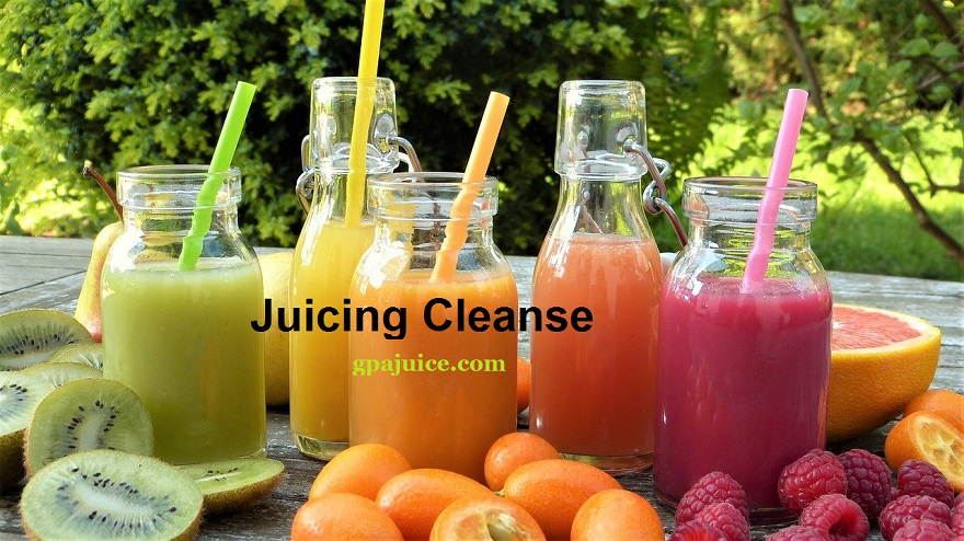 Juicing Cleanse and The Health Benefits