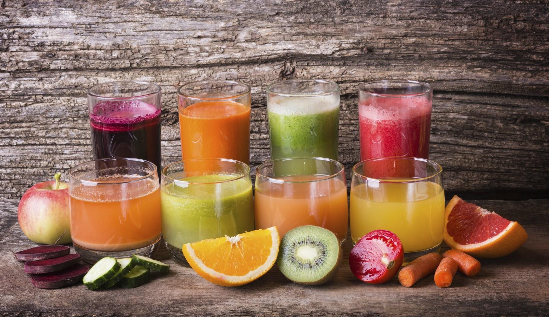 Delicious Juices
