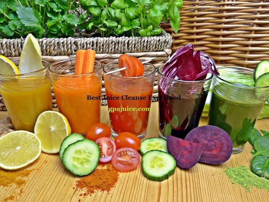 best juice cleanse